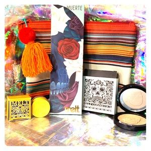 Melt Amor Eterno bundle MUERTE CULTURA SERAPE BAG+